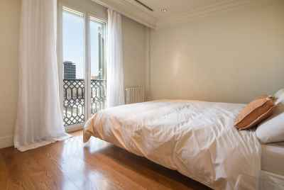 Apartment with amazing views on Passeig de Gracia in Barcelona